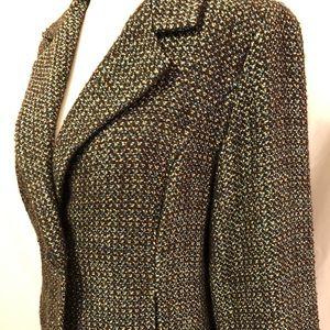 Vintage Soft Works Petite Tweed Jacket
